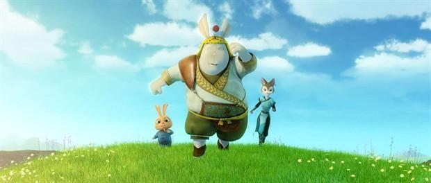 兔侠传奇 迅雷下载