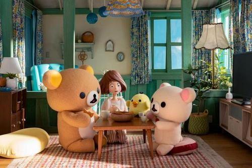 轻松小熊和小薰 免费下载 迅雷下载