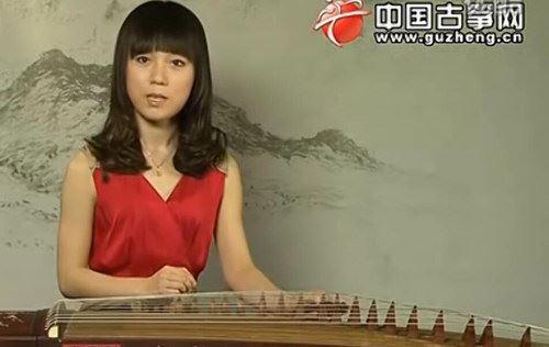 宋心馨古筝视频(打包)百度网盘