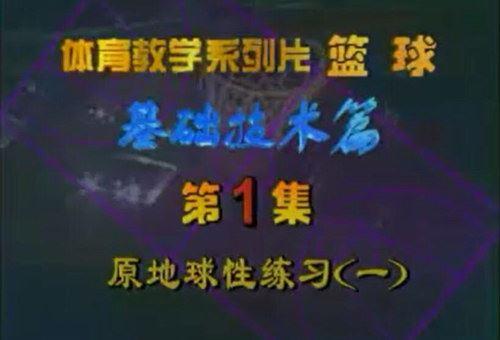 cctv5篮球教学50集(标清视频)百度网盘