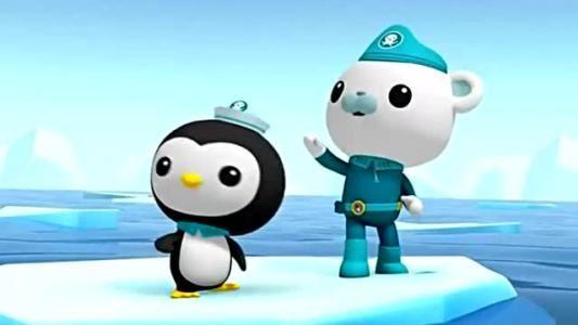 《海底小纵队》中文版第四季 高清 百度网盘下载