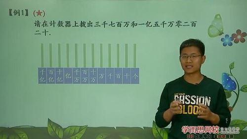 学而思网校六年级上下全册数学满分班(教材精讲+奥数拓展)张新刚35讲视频 百度网盘