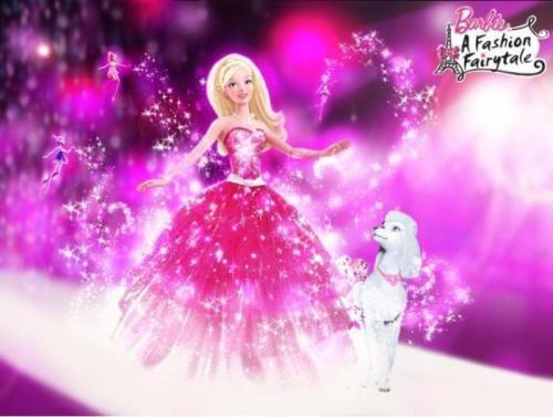 芭比之时尚童话 芭比之时尚奇迹 迅雷下载