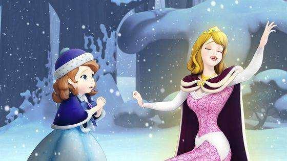 《小公主苏菲亚》中文版 高清晰1080P 百度网盘下载
