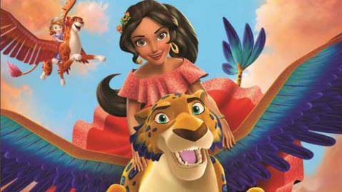 艾莲娜公主与阿瓦洛王国之谜 迅雷下载