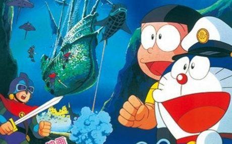哆啦A梦:大雄的海底鬼岩城 迅雷下载