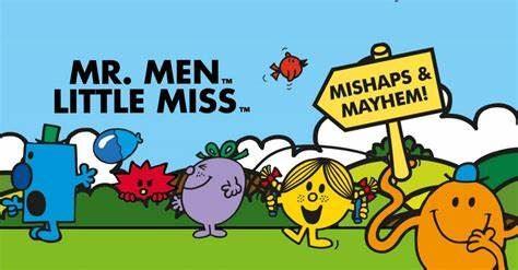 Mr. Men Little Miss 奇先生妙小姐 百度网盘