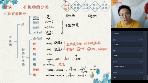 学而思2020春季高二刘玉化学目标清北班(完结)(5.56G高清视频)百度网盘