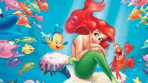 迪士尼《小美人鱼》The Little Mermaid中英文版 百度网盘下载