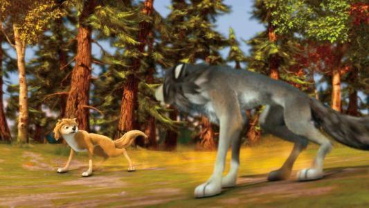 丛林有情狼2 阿尔法与欧米加2 迅雷下载