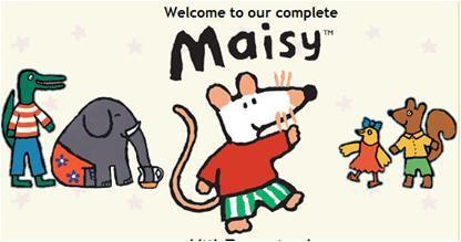 Maisy 小鼠波波 百度网盘