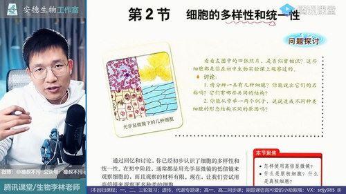 2021高考生物李林押题课(三轮)(20.2G超清视频)百度网盘