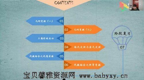 91好课寒假初二数学创新班路亨(完结)(5.28G高清视频)百度网盘