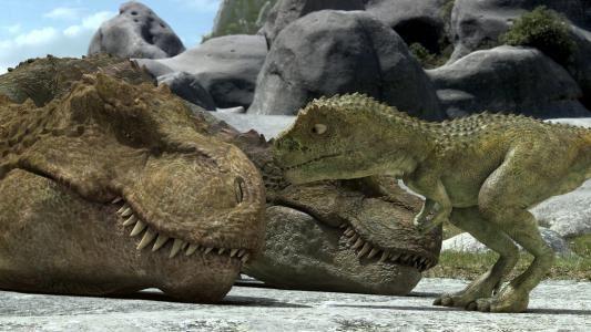 特暴龙 斑点:韩半岛的恐龙 迅雷下载