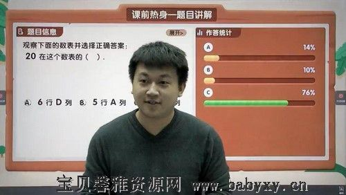 2021年寒假培优四年级数学勤思在线王睿(完结)(9.52G高清视频)百度网盘