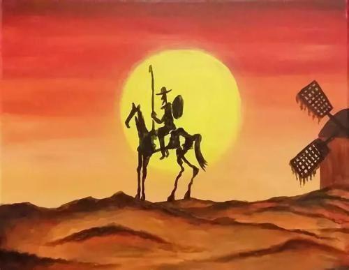 世界著名童话故事《堂吉诃德》MP3免费打包下载 9集