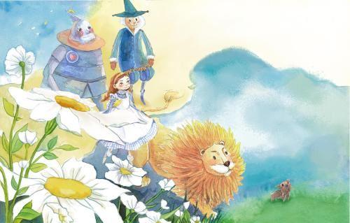 儿童睡前故事《绿野仙踪》MP3免费打包下载 15集