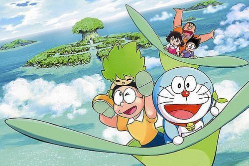 哆啦A梦:大雄与绿巨人传 迅雷下载