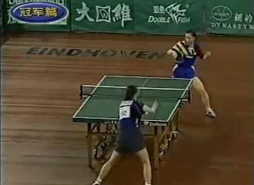 球星乒乓球教学片(标清视频)百度网盘