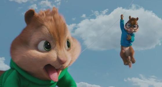 鼠来宝3 花鼠明星俱乐部 艾尔文与花栗鼠3-3D 迅雷下载