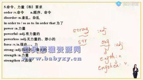 2021郝晓莉高考英语一轮(高清视频)百度网盘