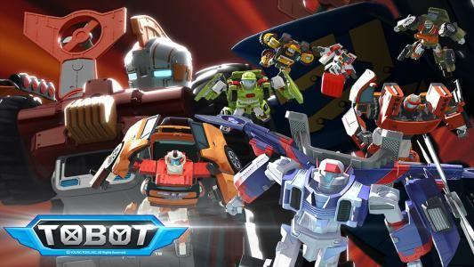 TOBOT:机器人军团的攻击 迅雷下载