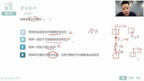 有道精品课姜牧物理初三寒假中考冲刺班(高清视频)百度网盘
