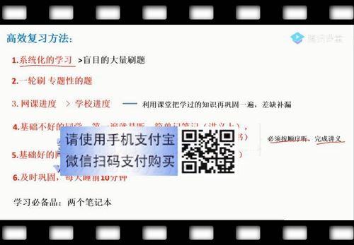 2021高考木子高三化学一轮(63.2G高清视频)百度网盘