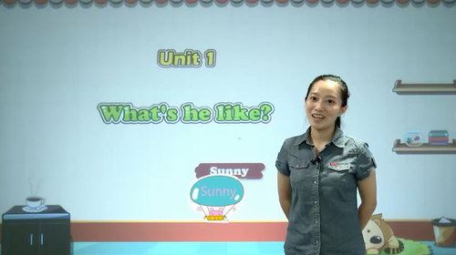 233网校人教版小学五年级英语上册(Sunny40讲)(高清视频)百度网盘