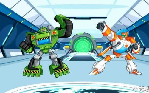 变形金刚:救援机器人第一季 迅雷下载