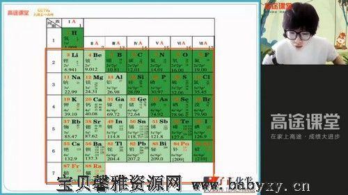 2021高一化学吕子正春季班(完结)(4.37G高清视频)百度网盘