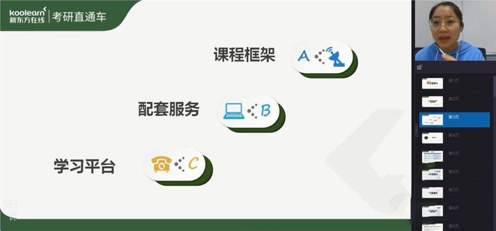2021新东方英语考研直通车预备阶段课程(15.7G高清视频)百度网盘