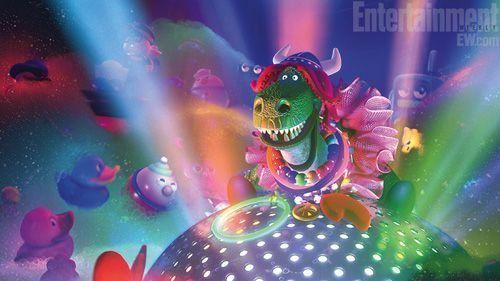 派对恐龙 恐龙雷克斯 迅雷下载