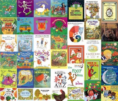 0-8岁儿童英语启蒙圣经 廖彩杏英文书单(四阶段)百度网盘下载