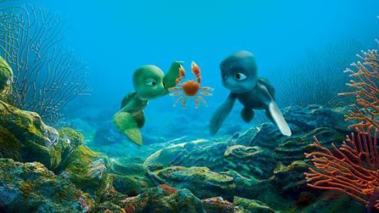小海龟大历险 塞米的历险:秘密通道 迅雷下载