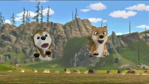 丛林有情狼3:伟大的狼游戏 迅雷下载
