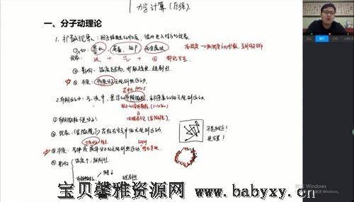 2021物理李玮第四阶段(5.12G高清视频)百度网盘