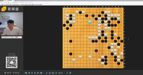 2700分钟爱棋道围棋教学视频(打包17G)百度网盘