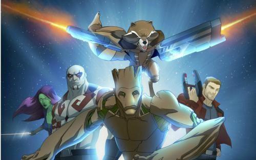 银河护卫队/银河守护者 动画版 迅雷下载
