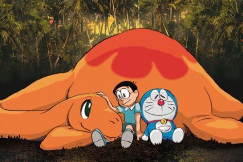 哆啦A梦:大雄的恐龙 迅雷下载