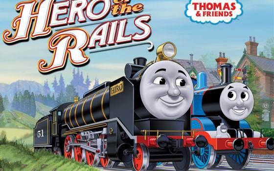 托马斯和他的朋友们–英文版(第一到第十八季)
