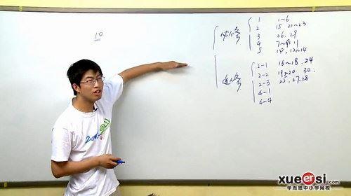 学而思60课时学完高中数学(含讲义)(8.6G高清视频)百度网盘