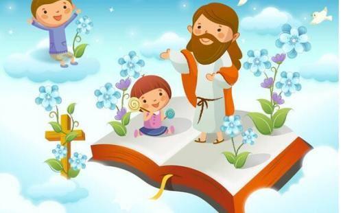 有声童话故事《儿童圣经故事》MP3打包下载 102集