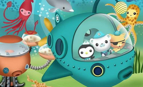 《海底小纵队》之特别篇 高清720p 百度网盘下载