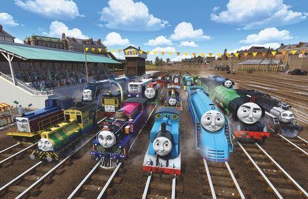 托马斯和他的朋友们–中文版(80集)