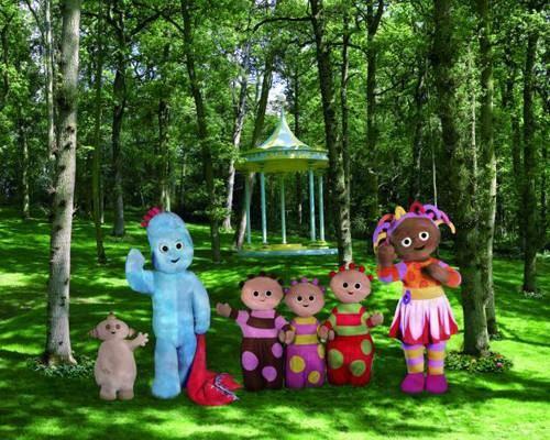 《花园宝宝》中英文版 百度网盘下载